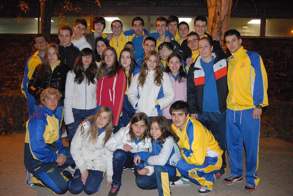 CN Alarcos CTO REG INV ABS-MASTER Y GE; TALAVERA 2012