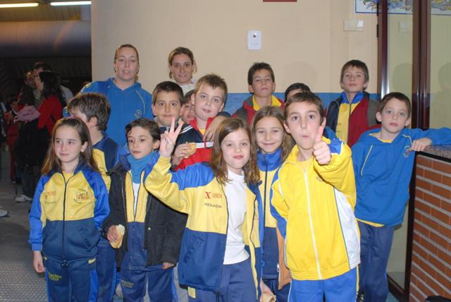 CN Alarcos CTO REGIONAL INV. BENJ. ; TOLEDO 2011