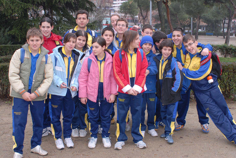 CTO.TERRITORIAL ALEVÍN; TALAVERA 2008