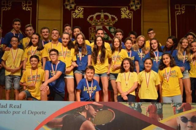 CN Alarcos Gala del Deporte
