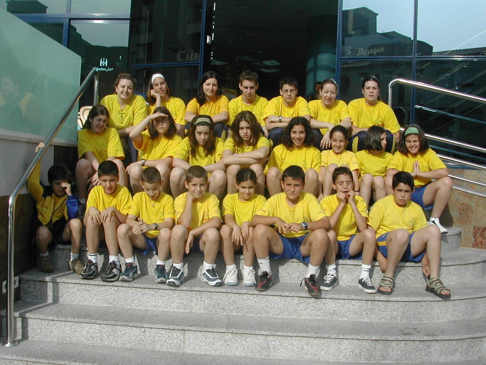CN Alarcos 1º año de Gandia