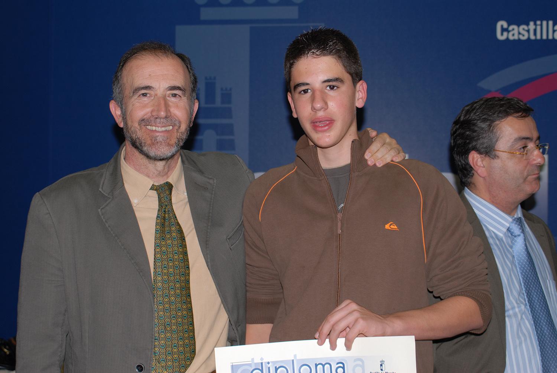 CN Alarcos RECIBIMIENTO CONSEJERO 2009