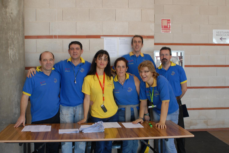 CN Alarcos VI TROFEO NAVIDAD, TRIANGULAR 2008