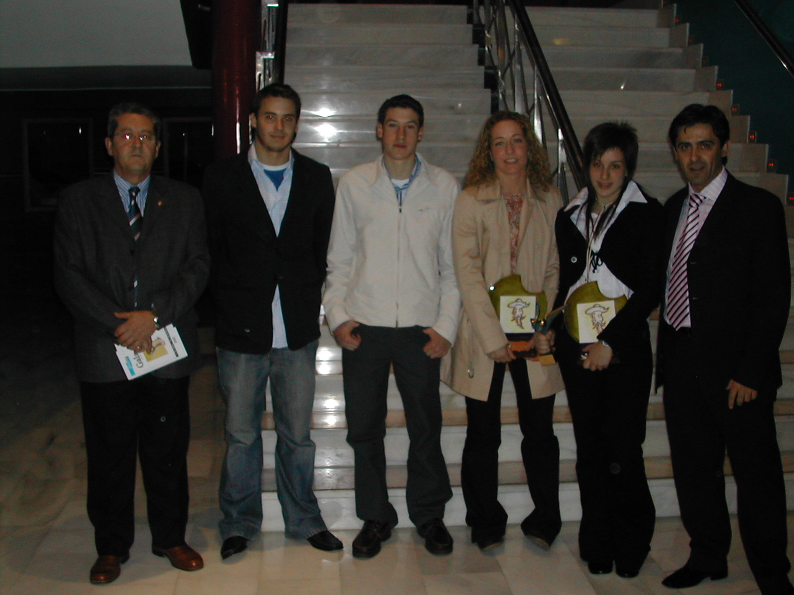CN Alarcos X GALA PROV DEPORTE 2003