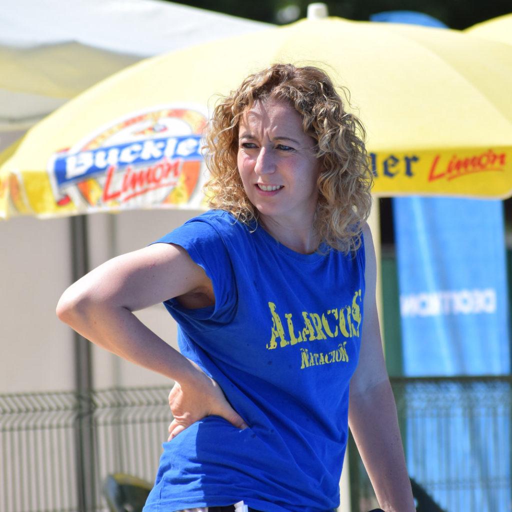 Patricia Pérez - Club Alarcos