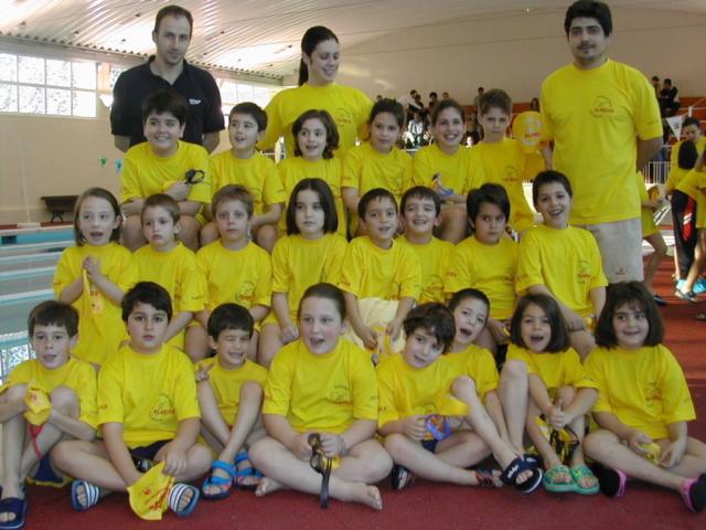 CN Alarcos 1º equipo pequeños