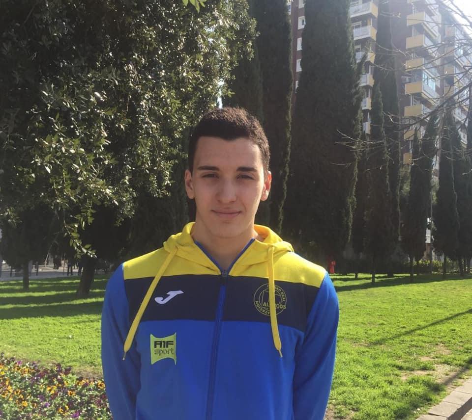 Alonso González Rodero - Club Natación Alarcos Ciudad Real