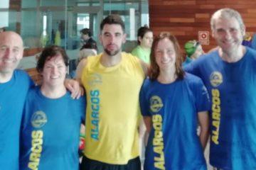 Club Natación Alarcos Ciudad Real Máster
